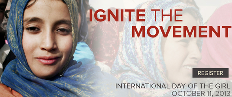 10x10 - Educate Girls. Change the World. | Global Perspectives and Primary Resources | Scoop.it