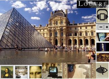 Panoramas   Musée du Louvre   ArTIES   Scoop.it