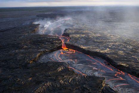 Volcans : oui, des panaches sont bien à l'origine des points chauds - Futura Sciences   Sciences de la Terre.   Scoop.it