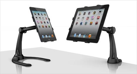 IK Multimedia Ships iKlip Desktop Riser Stand for iPad and iPad Mini - Ultimate-Guitar.Com | Technology in Middle Schools | Scoop.it