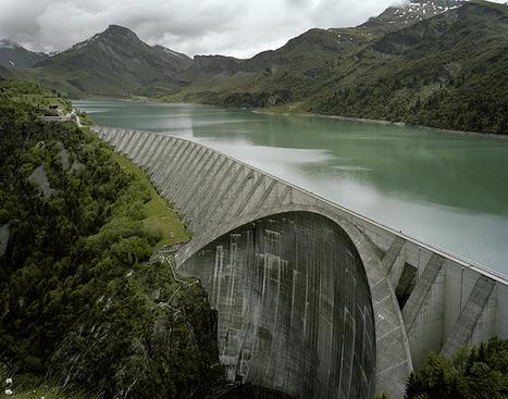 Céline Clanet Photography, Dam and Man in Savoy, Des Barrages et des Hommes en Savoie | Géographie : les dernières nouvelles de la toile. | Scoop.it