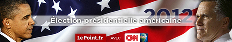 États-Unis : 303 grands électeurs pour Obama, 206 pour Romney | La politique économique de Barack Obama | Scoop.it