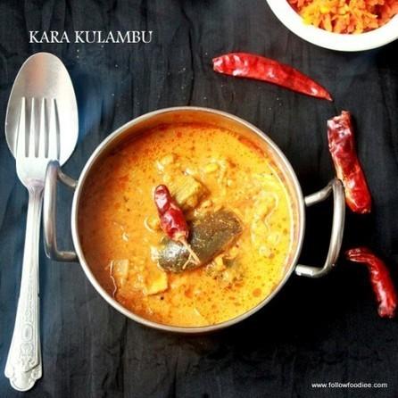 South Indian Vegan Curry - Kara Kulambu   Veganism   Scoop.it