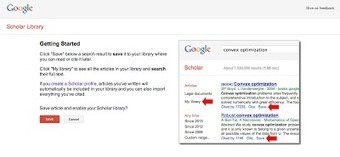 Create a Library of Google Scholar Search Results | Research Tools & Education | Scoop.it