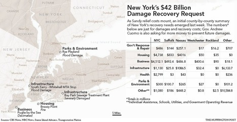Hurricane Sandy Damage To New York Broken Down | Sustain Our Earth | Scoop.it