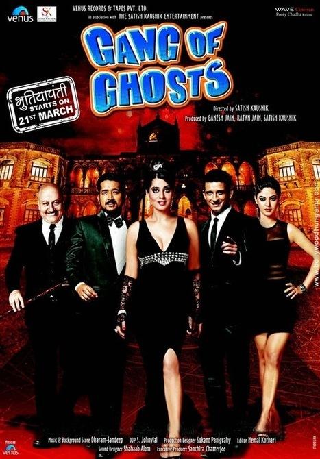 Sheeshe Ka Dil Lyrics - Gang of Ghosts (2014)   Hindi Song Lyrics   Scoop.it