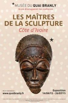 Les maîtres de la sculpture de la Côte d'Ivoire au Musée du Quai Branly   SortiràParis.com   Kiosque du monde : A la une   Scoop.it