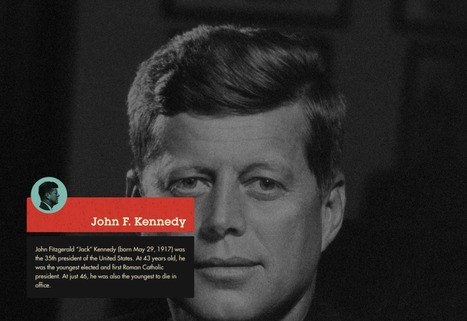 Killing Kennedy | Periodismo interactivo & Nuevas narrativas | Scoop.it