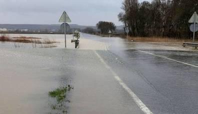Reabiertala carretera N-113 en Castejón tras el desbordamiento del Ebro   Ordenación del Territorio   Scoop.it