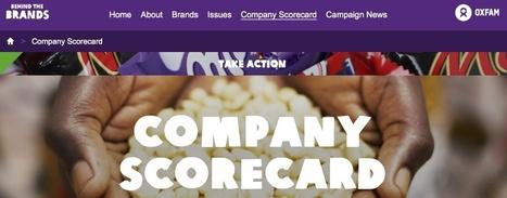 Behind the Brands | Oxfam International | DuPont ASEAN | Scoop.it