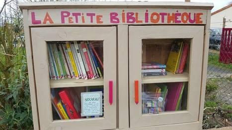 Boite à lire. Annuaire collaboratif qui recense les boites à livres | Innovation sociale | Scoop.it