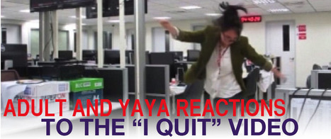 """Adult and YAYA Reactions to the """"I Quit"""" Video 
