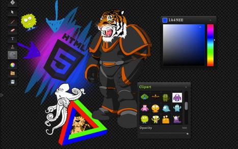 Sketchpad, dibuja con espirografos online - PuertoPixel.com | Diseño y Creatividad | Scoop.it