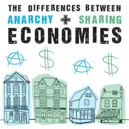 Differentiating The Anarchy Economy From The Sharing Economy | Transition Culture | Scoop.it
