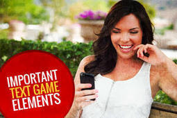 Best Text Game Tips Compiled From Around The Seduction Community For Texting Girls In Order To Hook Up | Dating Tips | Scoop.it