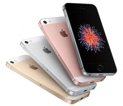 Apple iPhone SE: A 6S inside a 5S body | NoypiGeeks | Philippines' Technology News, Reviews, and How to's | Gadget Reviews | Scoop.it