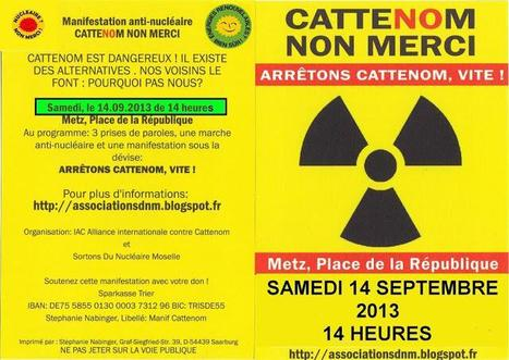 ARRETONS CATTENOM...VITE! | # Uzac chien  indigné | Scoop.it