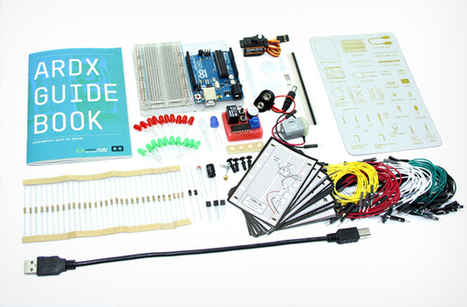 Deal: Build robots, light sensors and more with the Complete Arduino Starter ... - Android Authority (blog) | Raspberry Pi | Scoop.it
