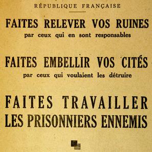 La gestion des prisonniers de guerre allemands en Dordogne… | Histoire pénitentiaire et Justice militaire | GenealoNet | Scoop.it