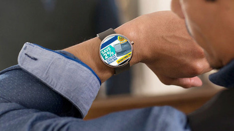 La publicité sur smartwatch : un modèle à inventer | Tendances Marketing | Scoop.it