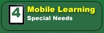 Mobile Learning 4 Special Needs - Free eBooks on Apple Mobile Accessibility Features | Inclusive Learning Technologies | Scoop.it