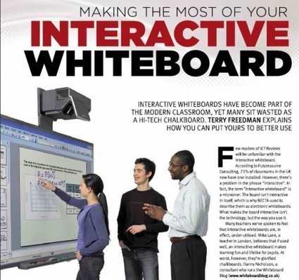 The Whiteboard Blog | SMART Board Resources | Scoop.it