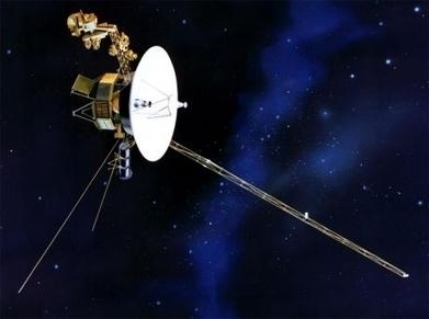 La sonde Voyager 1 aux prises avec une onde de choc anormalement longue   The Blog's Revue by OlivierSC   Scoop.it