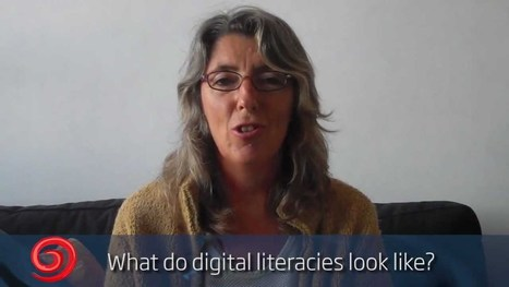 ▶ EdTech Bytes - Digital Literacies - YouTube | m-learning, mobile Learning, Teaching and Learning on the Go | Scoop.it