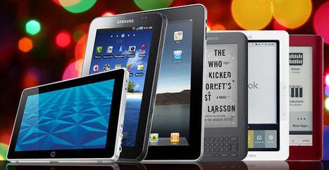 Los tablets amenazan la supervivencia de los lectores de libros electrónicos - España | No soy un mainstream | Scoop.it