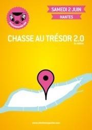Chasse au trésor 2.0 à Nantes | Revue de Web par ClC | Scoop.it