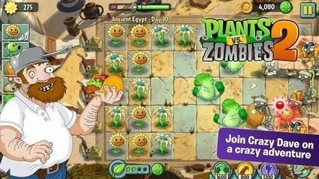 Plants vs. Zombies 2 APK v2.2.2 for Android - Download Android Free APK | Free Download APK for Android | Scoop.it