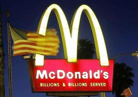 U.S. McDonald's to put calorie counts in lights | The Basic Life | Scoop.it