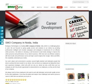 SMO Company In Noida | SEO Services In Noida | Scoop.it
