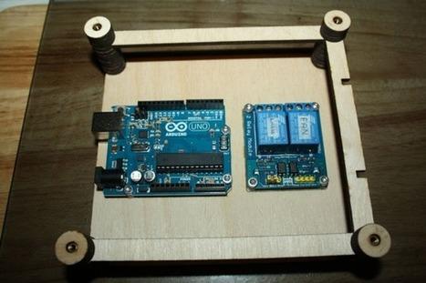 3ders.org - Microslice: a mini Arduino laser cutter & engraver | 3D Printer News & 3D Printing News | Architecture, design & algorithms | Scoop.it