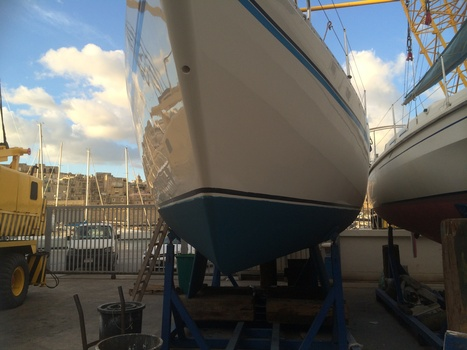 Dulon polishes - Great results! | Boatcare - We take care of all your Yachting Needs! | Scoop.it
