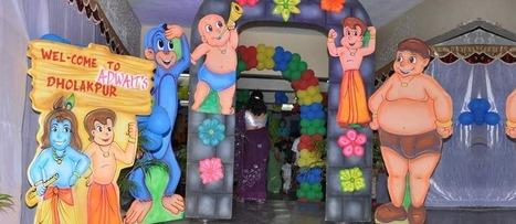 Birthday Party Organisers in Delhi   partycelebration   Scoop.it