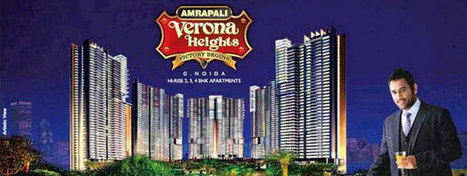 Amrapali Verona Heights Noida Extension, Amrapali New Project - Allcheckdeals.com | Wave City Dream Homes | Scoop.it