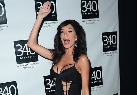 "Farrah Abraham's Stripping ""Research"" Just Made Her $500,000 