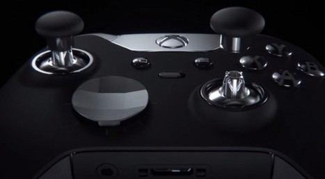 New Xbox One SKU will feature Elite controller, 1TB SSHD | ExtremeTech | Kinect-TV | Scoop.it