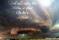 Guest blog post: Don't Lose Faith in the Storms | Cheryl Cope | Christian Devotionals | Scoop.it