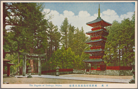 100-Year-Old Hand-Colored Postcards Offer a Fascinating Glimpse of Pre-War Japan | IELTS, ESP, EAP and CALL | Scoop.it