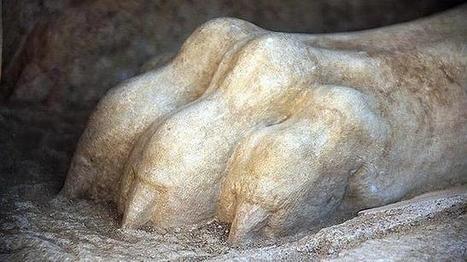 Primeros descubrimientos en la tumba de Amfipoli, del círculo de Alejandro Magno | EURICLEA | Scoop.it