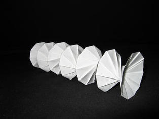 Origami unfolds a new world of shape-shifting electronics | Sciences & Technology | Scoop.it