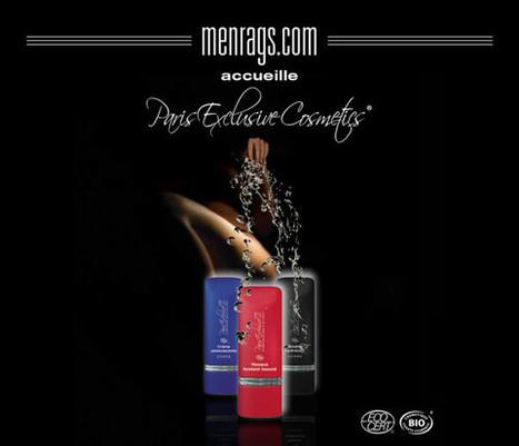 La gamme Cosmétiques de Paris Exclusive Cosmetics - Vêtements pour homme - Paris, Lyon, Nice, Monaco | Mode Masculine | Scoop.it