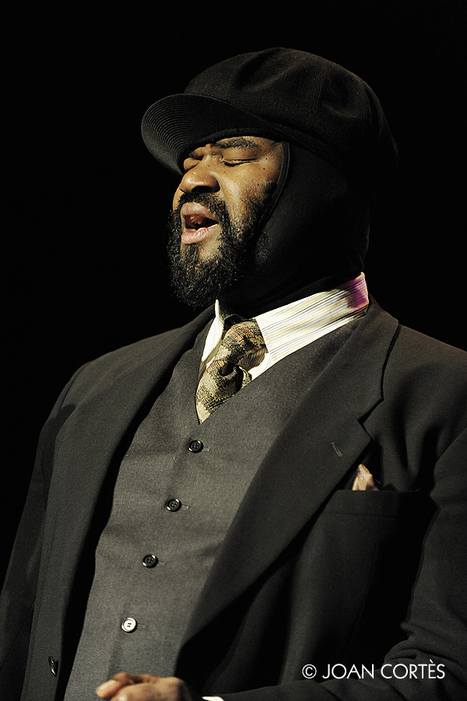 Gregory Porter (Terrassa, 15-3-2013) | JAZZ I FOTOGRAFIA | Scoop.it