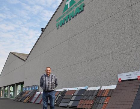 La SA Toitmat est à la Modde - lavenir.net | toit toi mon toit toi toi ma toiture | Scoop.it