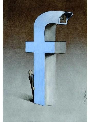 6 ilustraciones sorprendentes sobre lo que significa Facebook según Pawel Kuczynski   Vida digital   Scoop.it