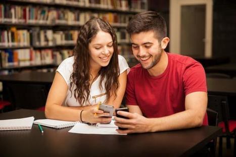 6 apps sumamente útiles para estudiar que necesitas conocer | Pedalogica: educación y TIC | Scoop.it