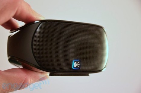Mini Boombox by Logitech looks pretty cool   Gadgets I lust for   Scoop.it
