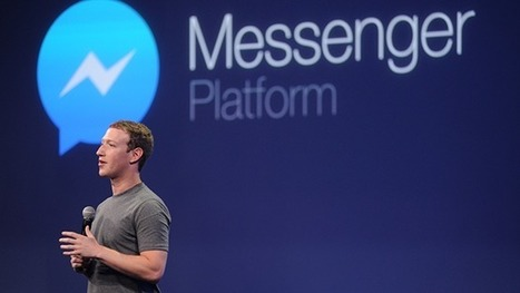 Facebook's Chat App Won't Be an Overnight Sensation for E-commerce Players | Digital Innovation in Retail | Scoop.it